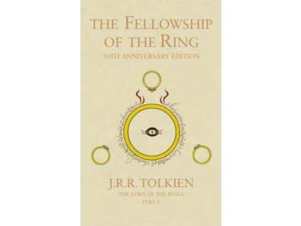 J.R.R.TOLKIEN - FELLOWSHIP OF THE RING - nové